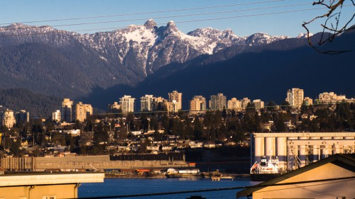 Burrard View Park views 1