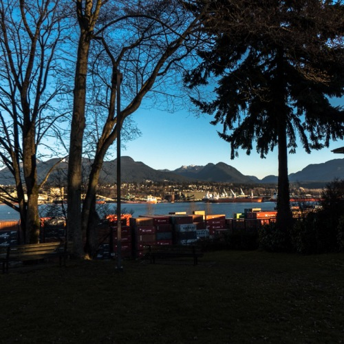 Burrard View Park views 2