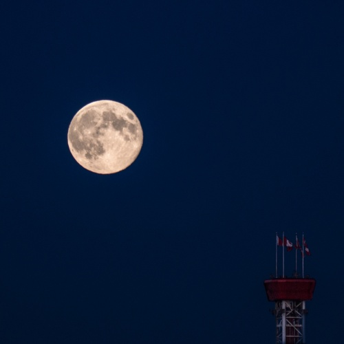 la lune et PNE