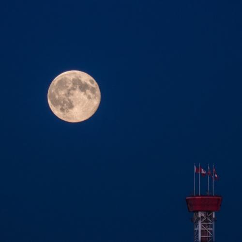 la lune - nouvelle version