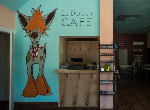 doggy cafe 2